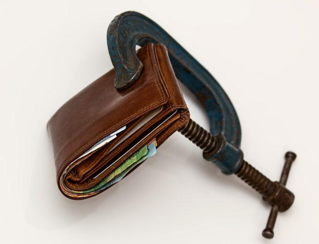 Blokada rachunku bankowego firmy