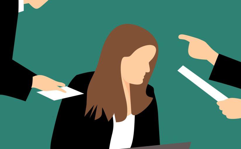 Staffing  – gdyszef staje się ofiarą swoich podwładnych